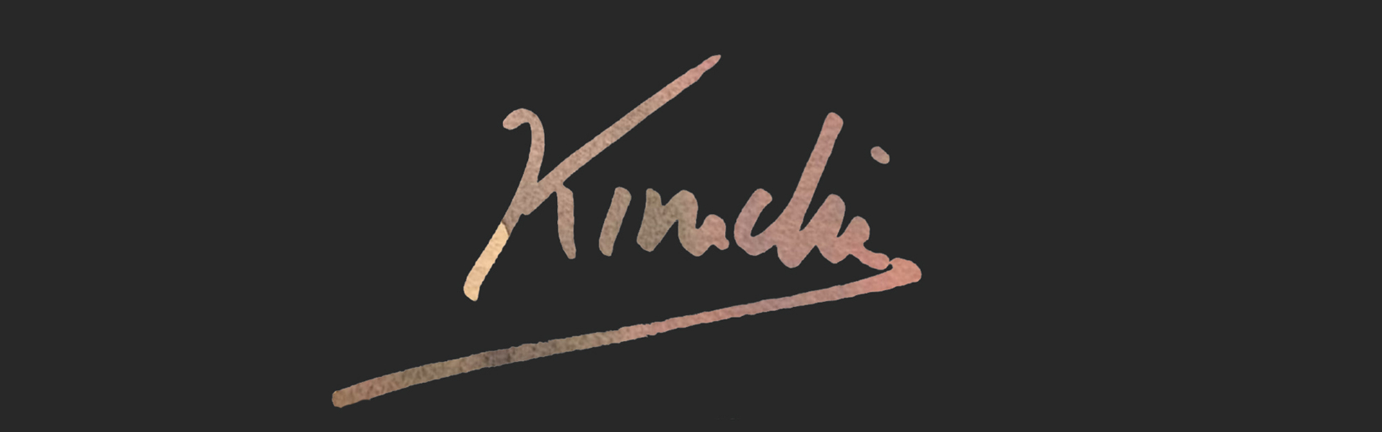 kimchi fine art