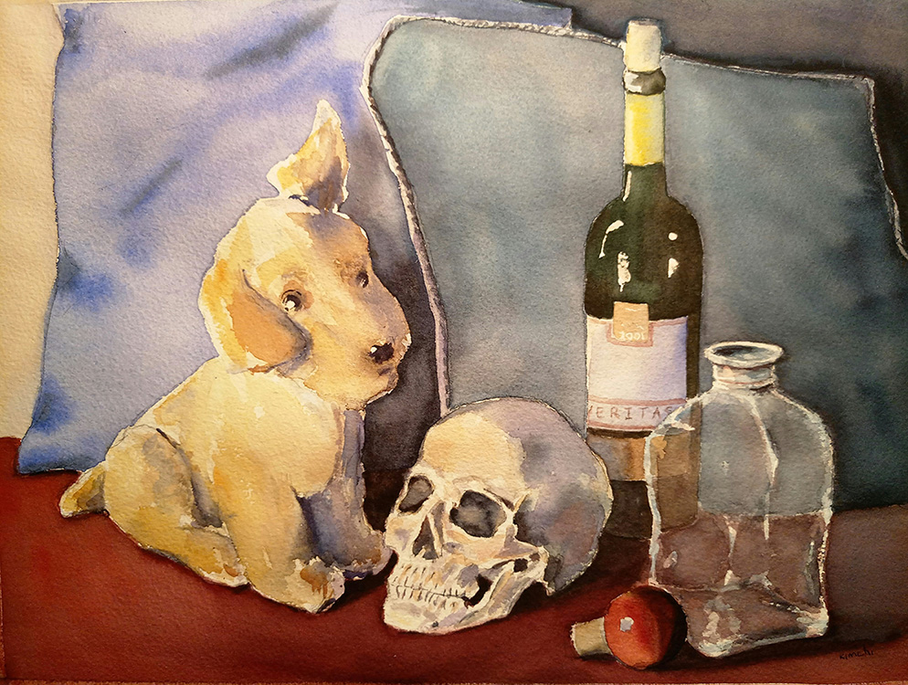 Canine Vanitas