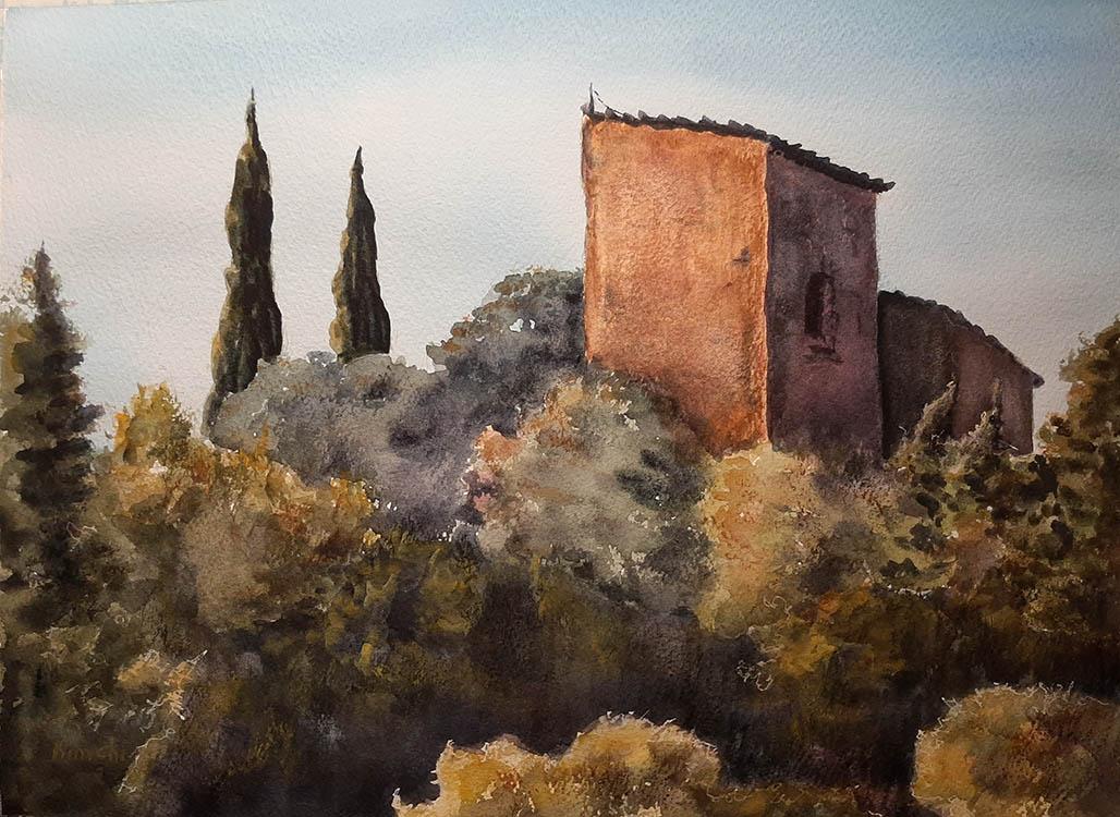 Farm House in Provence