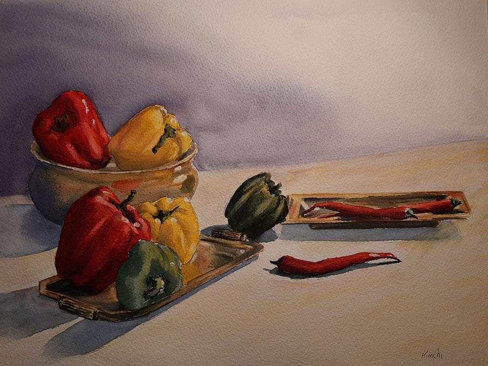 Peppers a Plenty